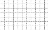 Crimped mesh 11x11