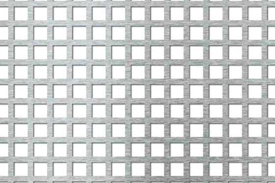 Perforated sheet C10 U14 Stainless steel