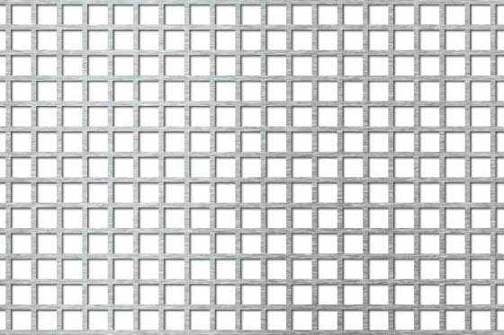 Perforated sheet C8 U10 Stainless steel