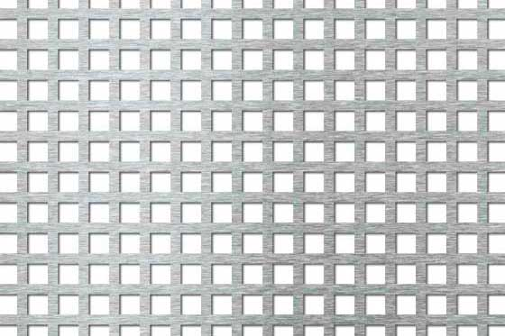 Perforated sheet C8 U12 Mild Steel