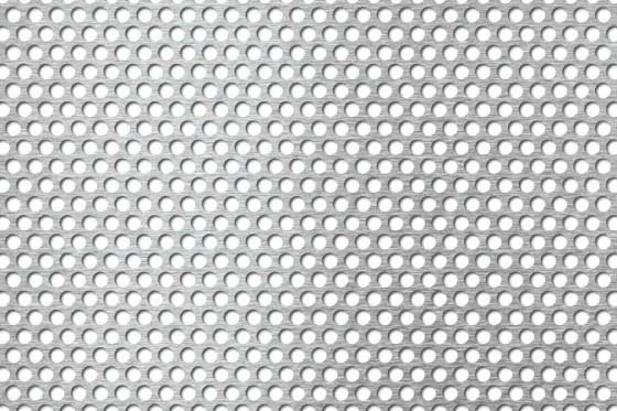 Perforated sheet R5 T7 Titanzink