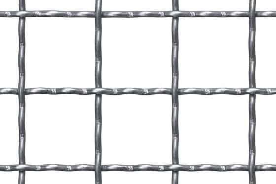 Crimped mesh 50x50