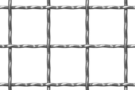 Crimped mesh 52x52
