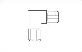 Corner connector LE20x30