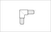 Corner connector LR 18